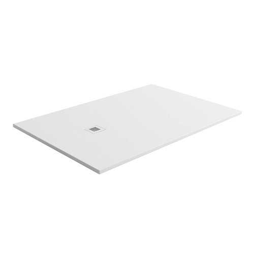 Pisa Slate Effect Rectangle Shower Trays - Bretton Park
