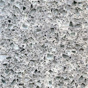 Apollo Recycled Glass Grey Shell