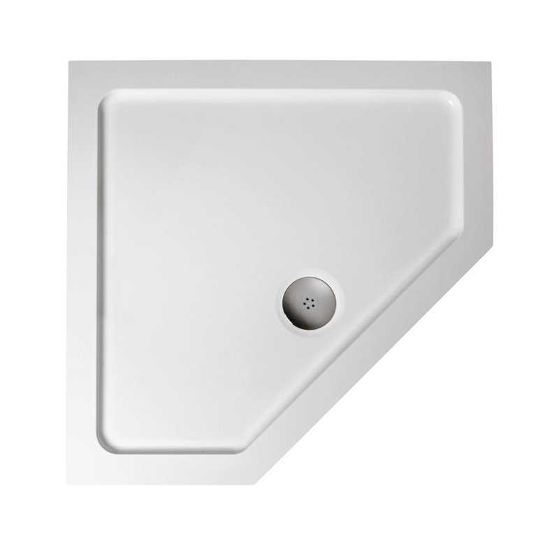 Low Profile Penta Shower Trays 40mm