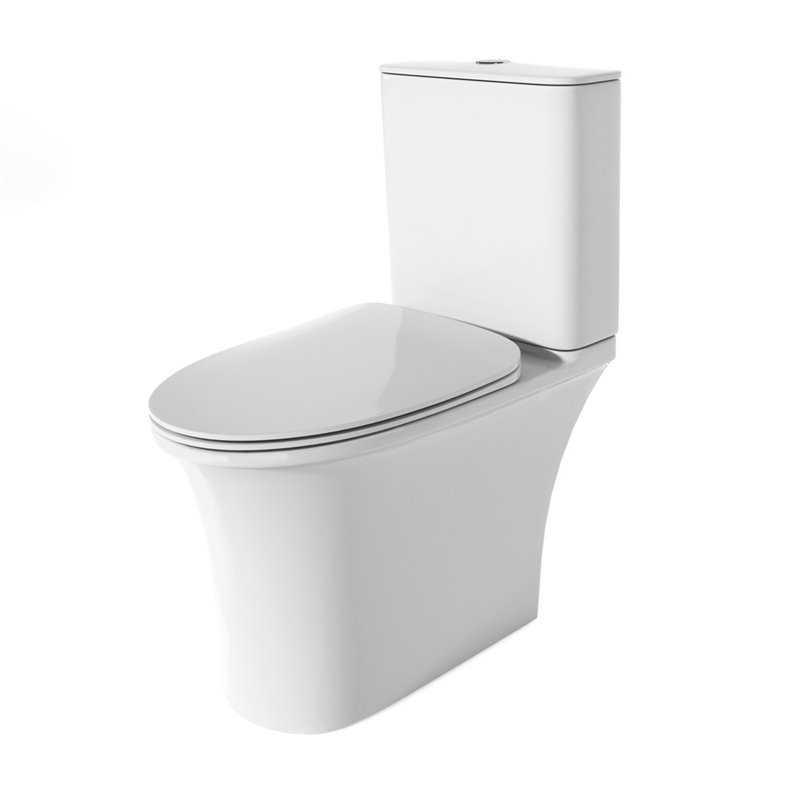 Neo Rimless Toilet - Bretton Park