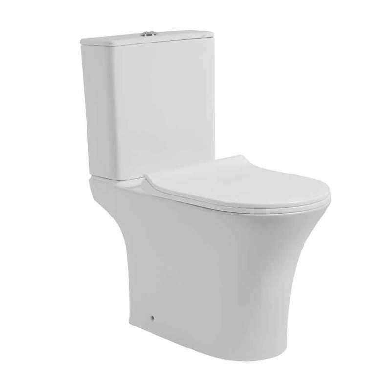 Cosmo Rimless Toilet - Bretton Park