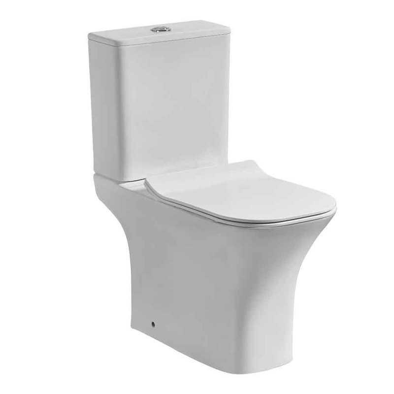 Hydra Rimless Toilet- Bretton Park