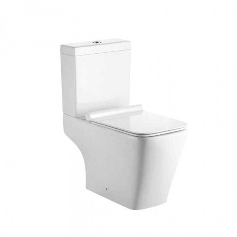 Warwick Toilet - Bretton Park