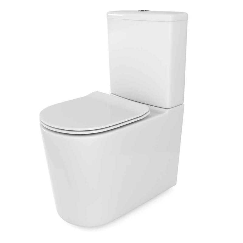 Zodiac Rimless Toilet - Bretton Park