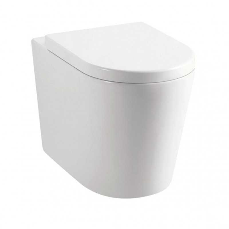Frazenda Back To Wall Toilet - Bretton Park