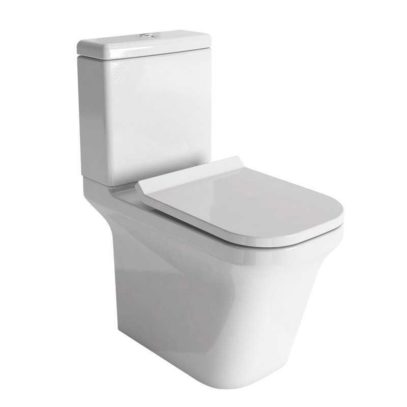 Foundry Toilet - Bretton Park