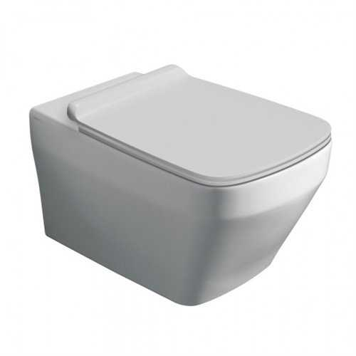 Bella Rimless Wall Hung Toilet - Bretton Park
