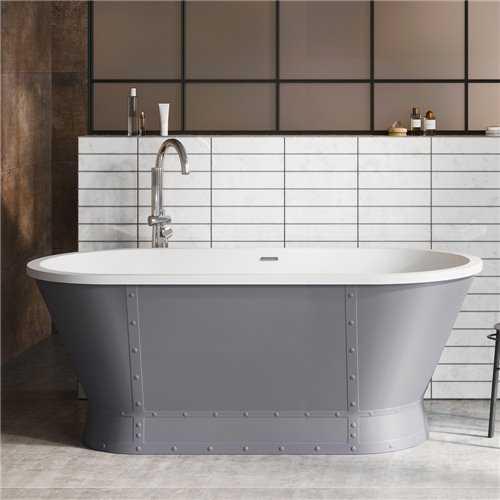 Gladstone Freestanding Acrylic Bath - Bretton Park