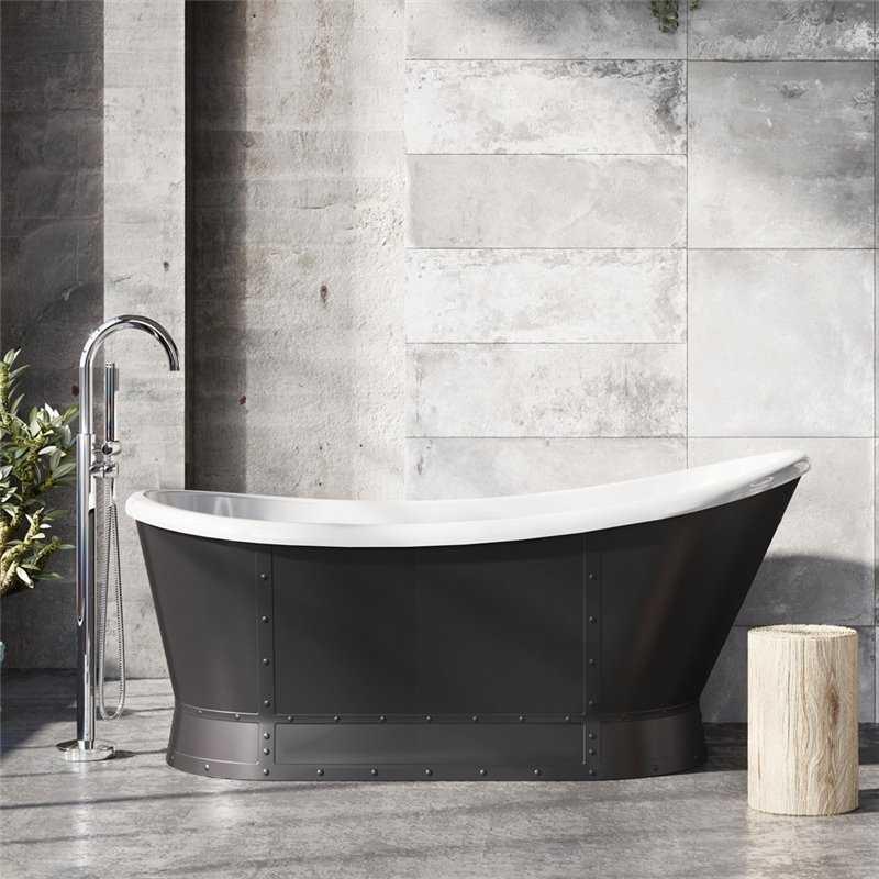Huxley Freestanding Acrylic Bath - Bretton Park