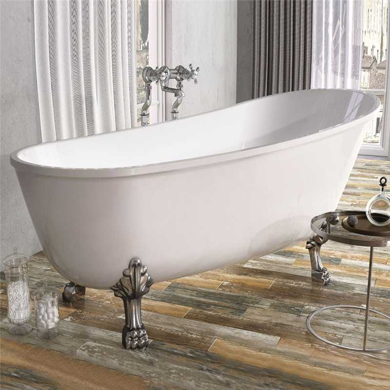 Mormont Freestanding Acrylic Bath - Breton Park