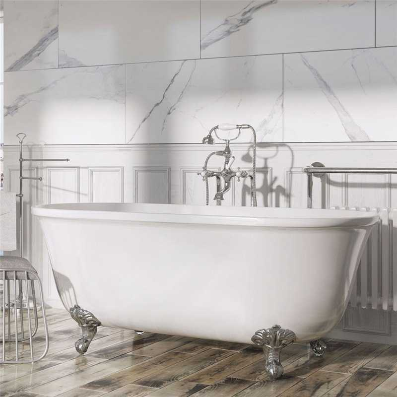 Bolton Freestanding Acrylic Bath - Bretton Park