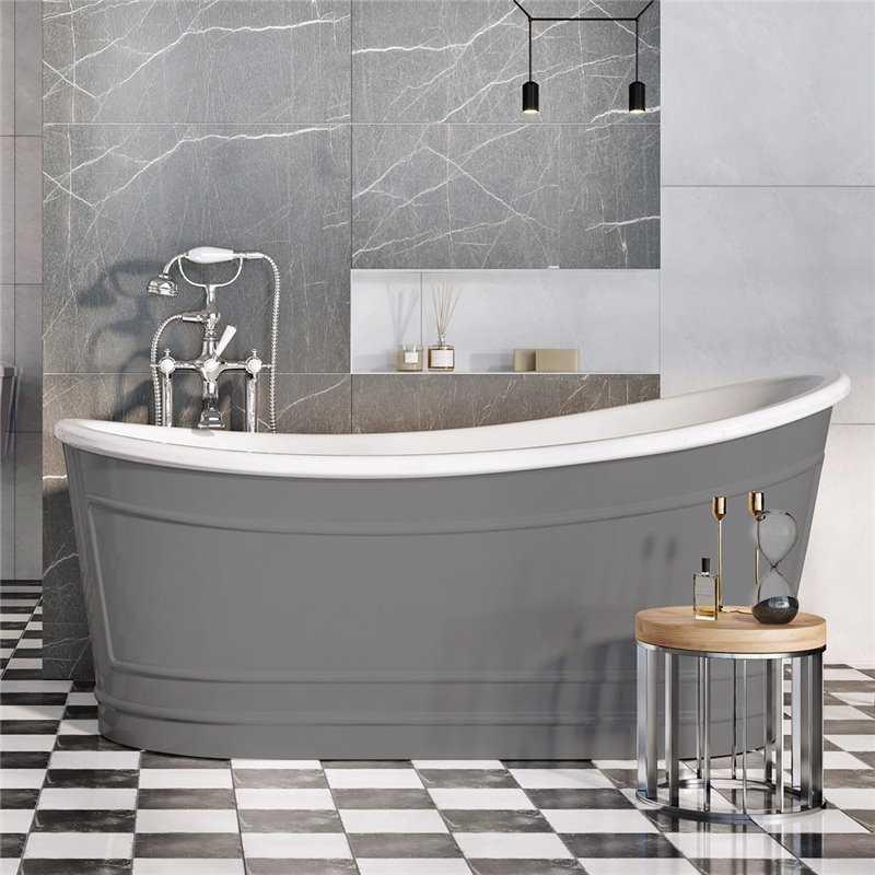 Lannister Freestanding Acrylic Bath - Bretton Park