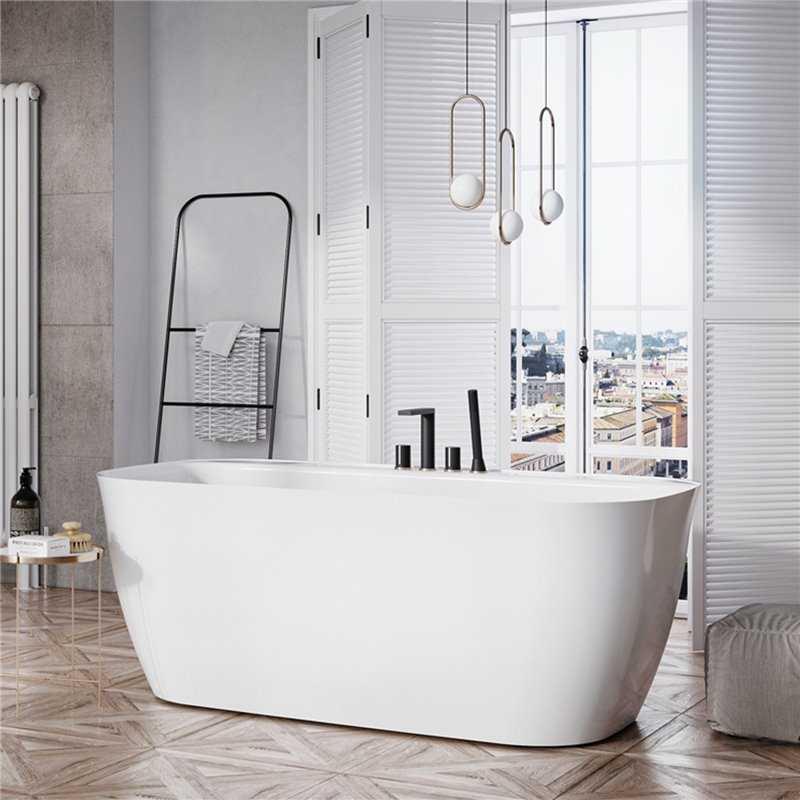 Tyrell Freestanding Acrylic Bath - Bretton Park