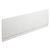 Volantis Gloss White MDF Bath Panels - Bretton Park