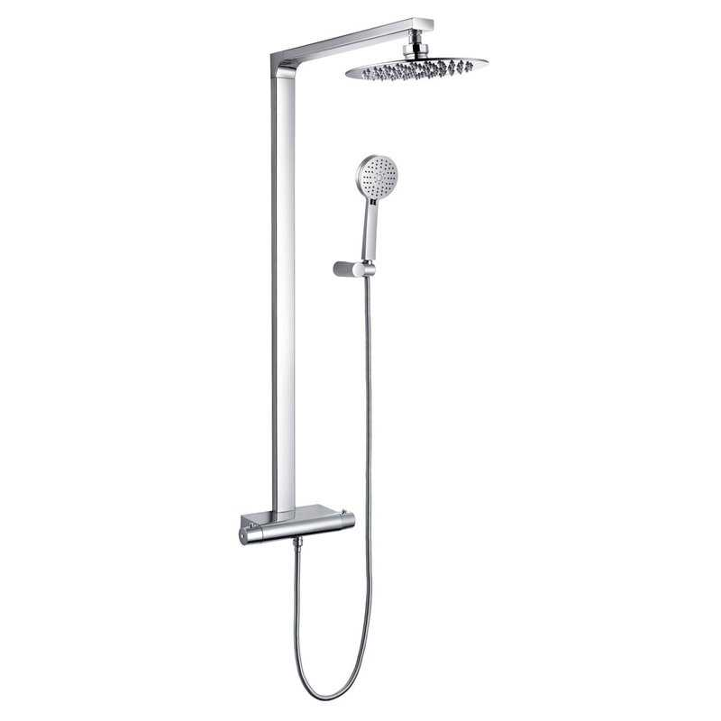 Qubis Designer Shower Pack - Bretton Park