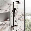 Chicago Black Luxury Designer Shower Pack - Bretton Park