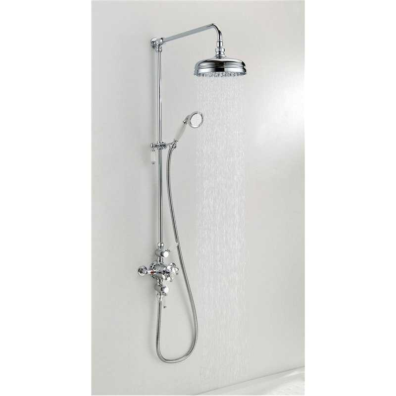 Windsor Dual Traditional Shower Pack - Bretton Park