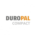 Duropal Compact Anthracite - Black Core