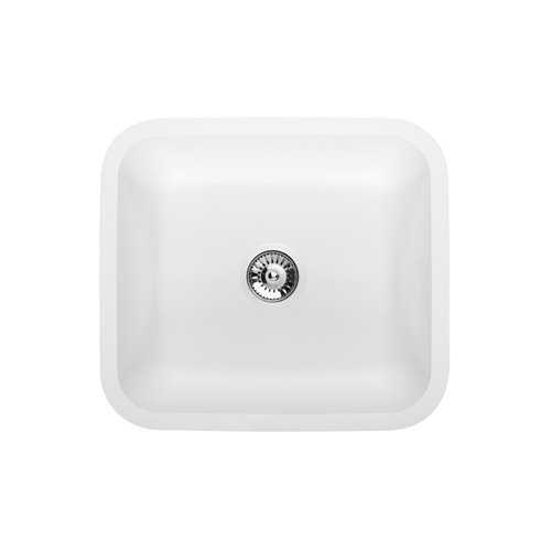 River Angara Single Bowl Solid Surface Sink