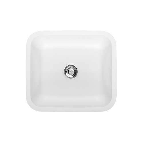River Angara Single Bowl Solid Surface Sink