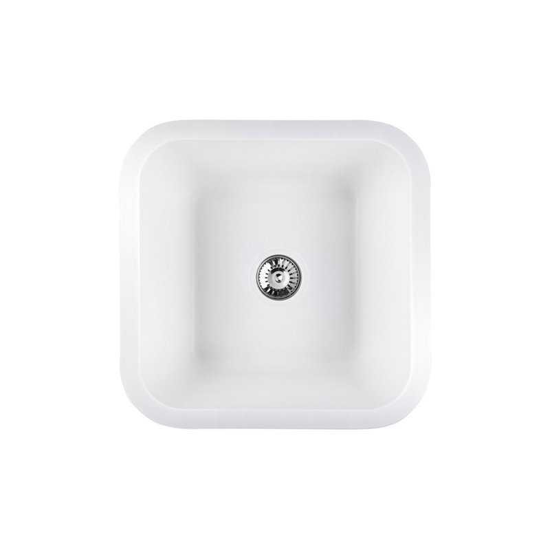 River Sakarya Single Bowl Solid Surface Sink