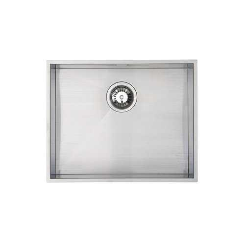 River Dee Single Bowl Stainless Steel Sink