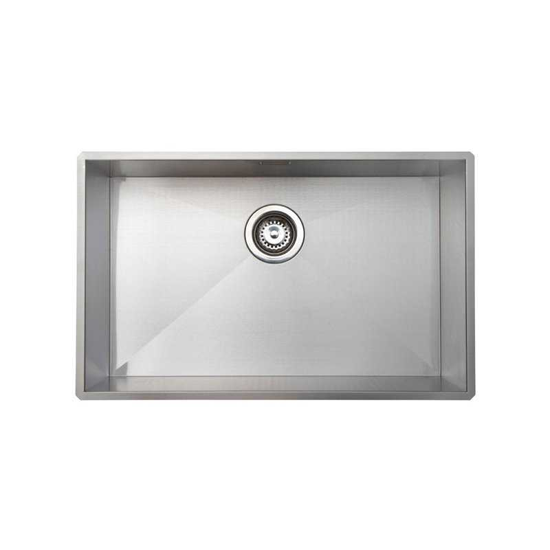River Tay Single Bowl Stainless Steel Sink