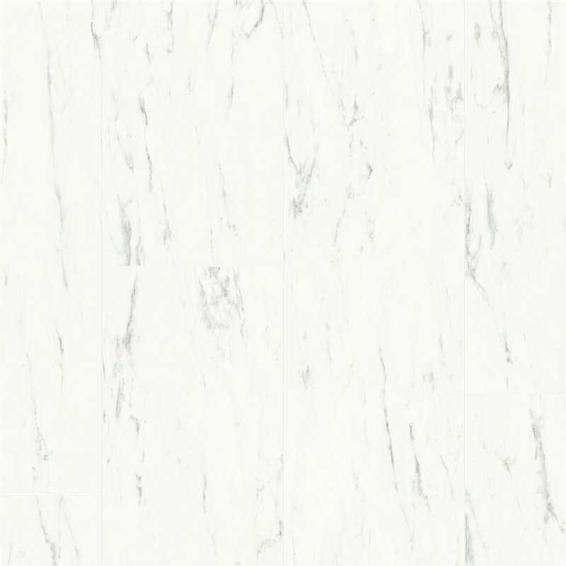 Quick-Step Livyn Marble Carrara White