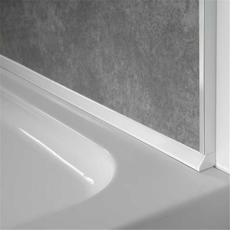 Showerwall Sureseal PVC - White