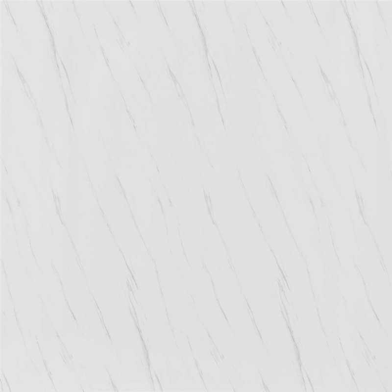Splashpanel White Marble Gloss
