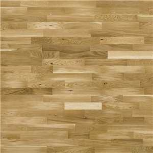 Basix 3 Strip Oak UV Matt Lacquered BF11