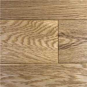 Basix 1 Strip Rustic Oak Lacquered BF13