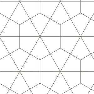 Wilsonart Acrylic Geometry - 3000x600x4mm Splashback