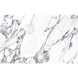 Nuance Acrylic Carrara Marble