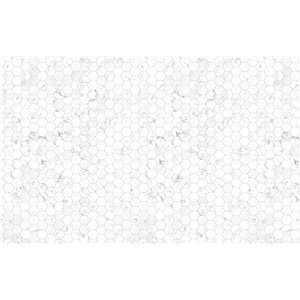 Nuance Acrylic Hexgon Marble
