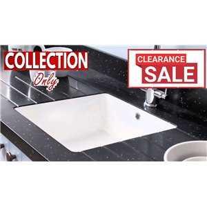 Encore Acrylic Sink - Single Bowl
