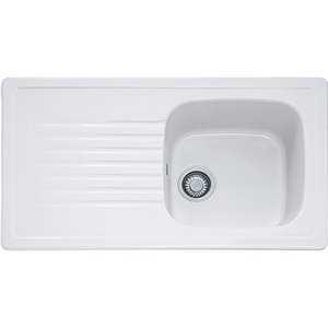 Franke Elba Ceramic Single Bowl Sink