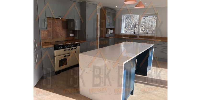Latest BBK Direct Clients Kitchen - Design Inspiration April 2017
