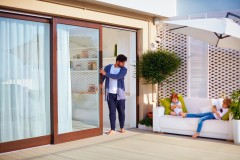 What to Do About a Sticky Sliding Door