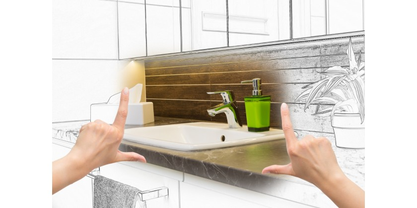The Penny Pincher's Essential Guide to a Cheap Bathroom Remodel