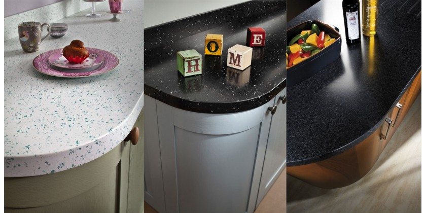 Earthstone Installation Guide - Part 4 - How To Creat Curved Worktops To Match Units