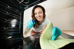 How to Properly Clean an Oven So It Looks Brand New
