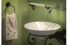 Water Closet: How to Maximize Space in a Small Half-Bathroom