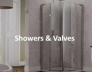 Showers and enclosures in the bathroom
