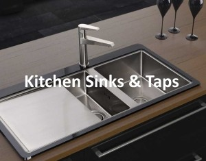 Sketch drawing of sink and tap combo